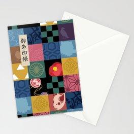 Kimetsu No Yaiba Haori Stationery Cards