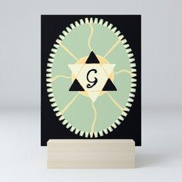 Godstar Mini Art Print