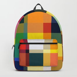 Native Patchwork Seps Backpack