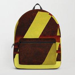 Golden Triangles Backpack