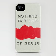 Nothing But The Blood Slim Case iPhone (4, 4s)