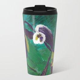 Royal Slippers: Orchid Series Travel Mug