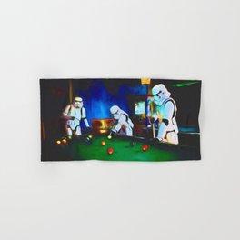 Stormtroopers On Break Hand & Bath Towel