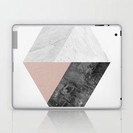 Marble fashion composition IV Laptop & iPad Skin