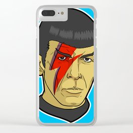 Spockowie Clear iPhone Case