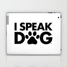 Dog Speak Laptop & iPad Skin