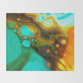 Acrylic 21 Throw Blanket