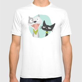 Pit and Friend T-shirt
