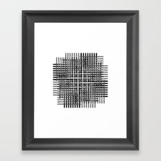 gladiti Framed Art Print