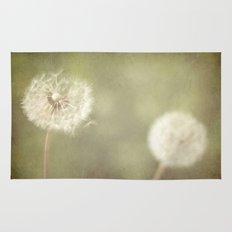 Sweet Dandelions  Rug