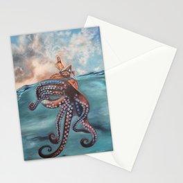 Illusory Island Stationery Cards