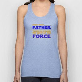 Every great father Unisex Tank Top