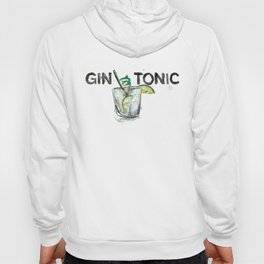 Favourite Things - Gin and Tonic Hoody
