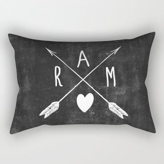 Amor Rectangular Pillow