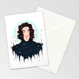 Born of Stars Stationery Cards