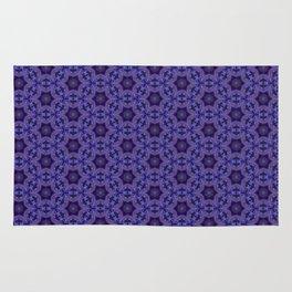 Purple Passion Pattern 14 Rug