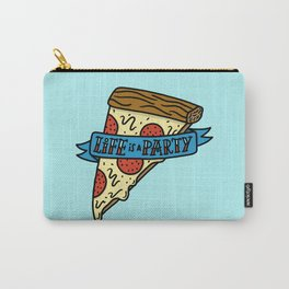 Life is a Pizza Party Carry-All Pouch
