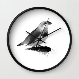 bird_1 Wall Clock