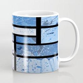 Movin with Pollock, Mondrian & Haring  Coffee Mug