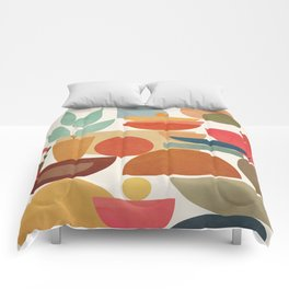 Modern Abstract Art 78 Comforters
