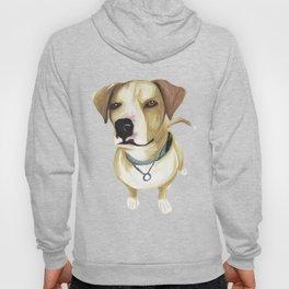 Watercolour Dog Hoody