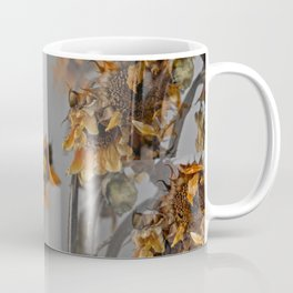 the flowers you gave me are rotting and still i refuse to throw them away Coffee Mug