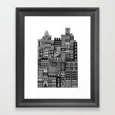 Castle Infinitus Framed Art Print