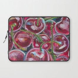 Black Cherries Laptop Sleeve