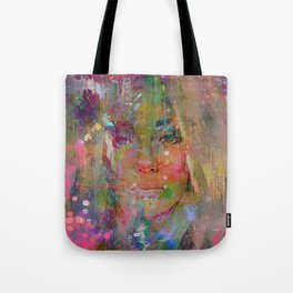I would teach you in me hated Tote Bag