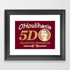 O'Houlihan's 5D Training Program Framed Art Print