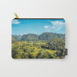 Viñales National Park Cuba Landscape Photography Carry-All Pouch