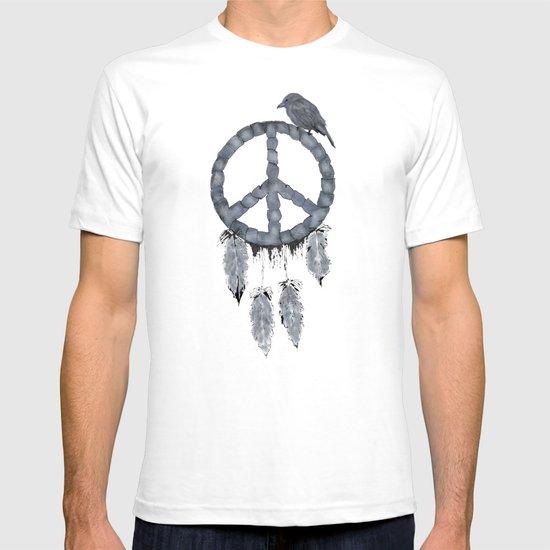 A dreamcatcher for peace T-shirt