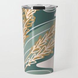 Leaves and things Travel Mug