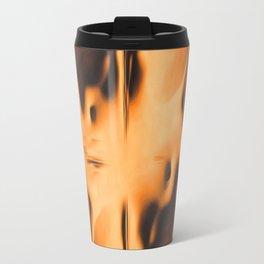 Abstract Breasts Travel Mug