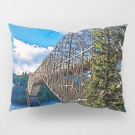 Bridge of the Gods Pillow Sham