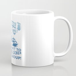 Sailors Coffee Mug