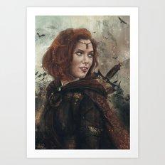 The Assassin Art Print