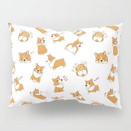 Cute as Hecc Pillow Sham