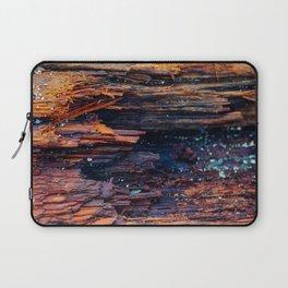 Wood grain Laptop Sleeve