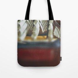 Teal Tote Bag