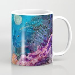 Medusas Garden Coffee Mug
