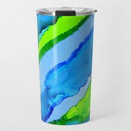 Aqua Formation Travel Mug