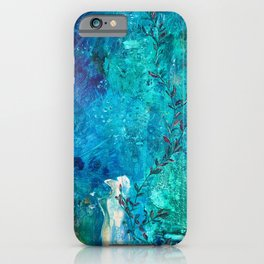 Joseph's Coat for The Ocean Environment iPhone Case