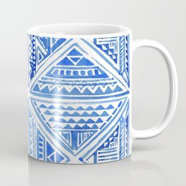 Geo tile art Coffee Mug