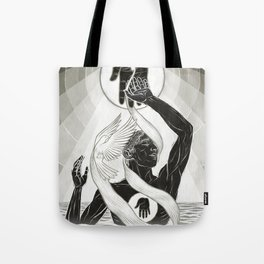 CREATION - MONOCHROME Tote Bag