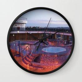 Bahamas Cruise Series 33 Wall Clock