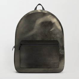 Dance in smoke Backpack