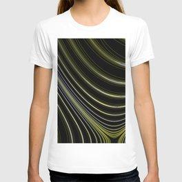 Fractal Curve Art T-shirt