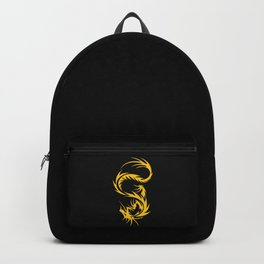 Dragon of Gold Backpack