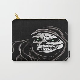 Grim Death reaper Halloween death skull horror day Carry-All Pouch